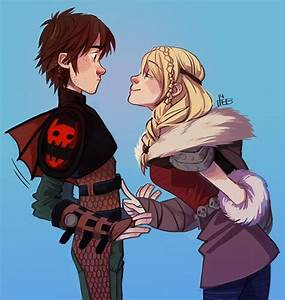 Hiccstrid | How To Train Your Dragon | Pinterest