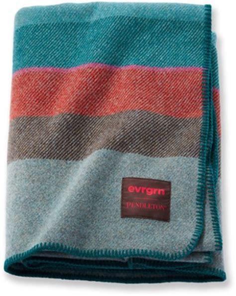 evrgrn Pendleton Wool Blanket   REI Co op