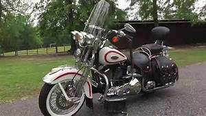 1997 Harley Davidson Flsts Heritage Springer For Sale Evo
