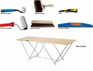 Pose De Papier Peint Intissé : la bo te outils pour poser du papier peint ~ Dailycaller-alerts.com Idées de Décoration