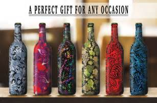 Decorative Wine Bottles Pinterest by Win Your Own Kimco Wine Bottle Cover Singing Underwater