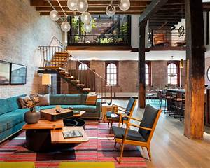 Vintage, Industrial, Style, Ideas, For, A, Living, Room, U2013, Home