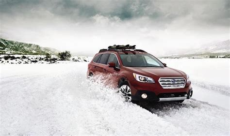 forbes   crossover suvs  snow subaru outshines