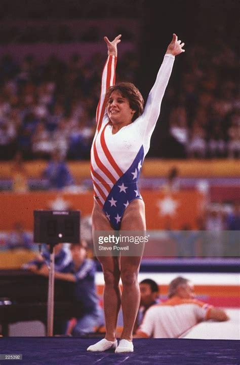 gymnastics floor history lou retton usa lou retton 1984 summer