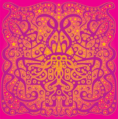 psychedelic art  trip  time ind