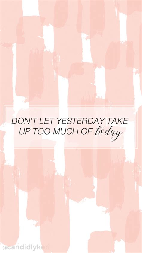 Girly Home Screen Wallpaper Quotes by Girly Inspirational Desktop Wallpaper 54 Images