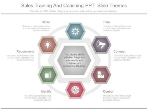 sales training  coaching   themes template
