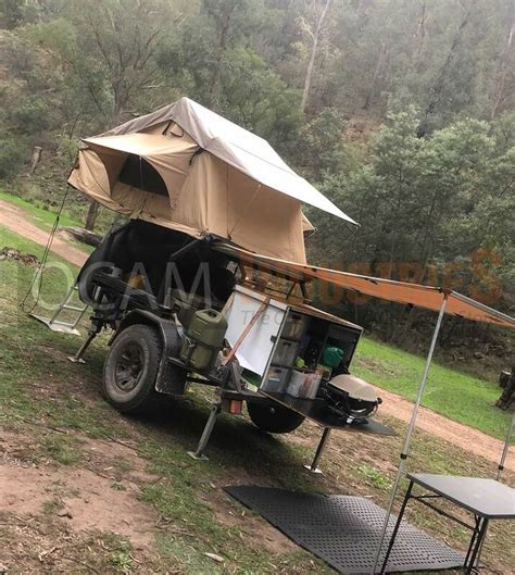 car side awning pullout tent camper trailer  wd cm  cm ebay