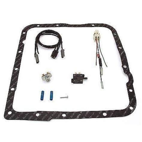 Tci Auto Converter Lockup Wiring Kit Turbo