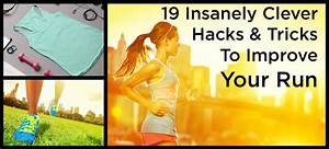 19 Insanely Clever Hacks And Tricks To Improve Your Run