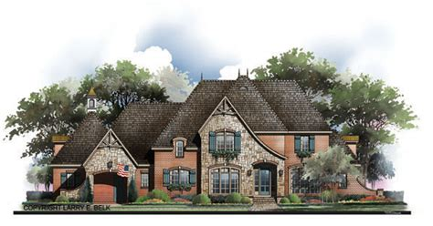 The Home Designers by 8361 4 Bedrooms And 4 Baths The House Designers