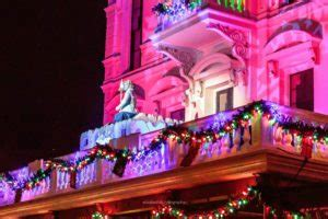 Sacramento Theatrical Lighting by Theatre Of Lights Downtown Sacramento Partnership