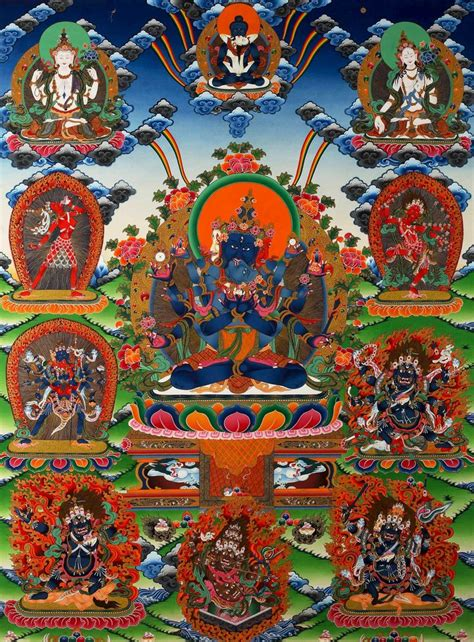guhyasamaja tantra buddhism art buddhist iconography
