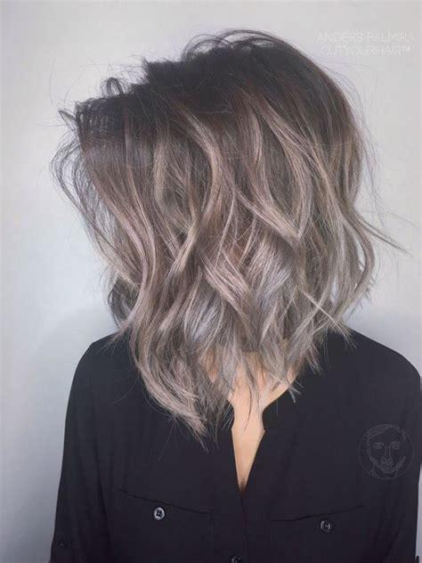 exciting medium length layered haircuts page