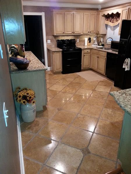kitchen floor installation tile installation repair complete flooring service