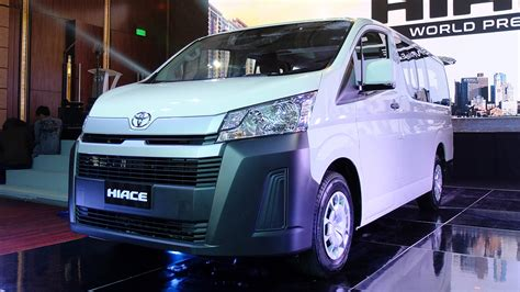 Toyota Hiace 2019 by Toyota Hiace Commuter 2019 Specs Prices Features