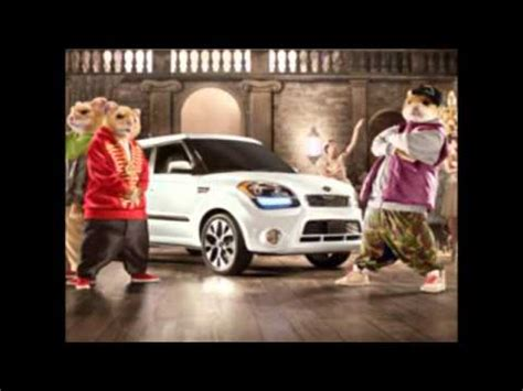 kia soul hamster commercial song  youtube