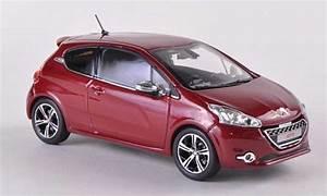 208 Rouge : peugeot 208 gti miniature rouge 3 turer 2012 norev 1 43 voiture ~ Gottalentnigeria.com Avis de Voitures