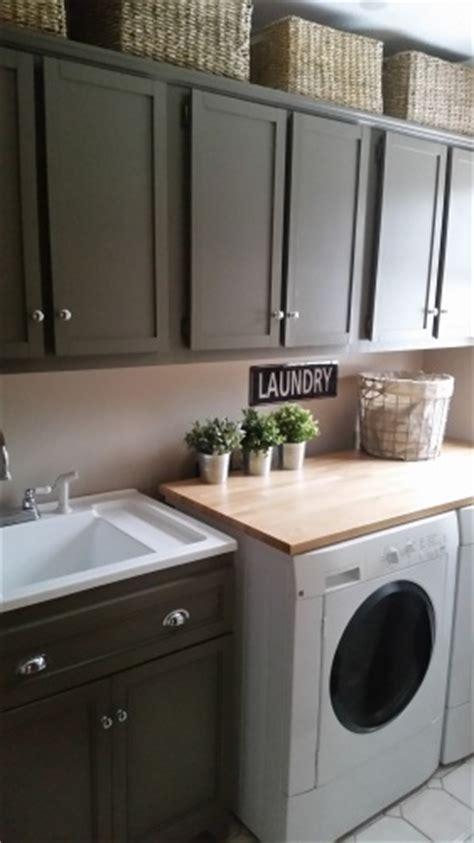 DIY Redo: Cheap tricks for budget friendly laundry room