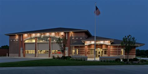 West Chicago FPD Satellite Station No. 3 - FGM Architects