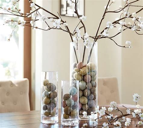 Decorating Ideas Vases by Aegean Clear Glass Vases In 2019 Home Ideas Large