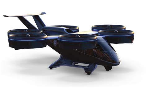 bell nexus review air taxi  urban air mobiility  pax
