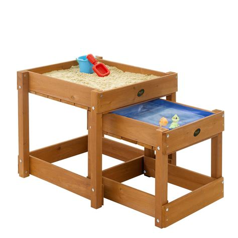 how to sand a table plum sandy bay wooden sand pit and water table next day