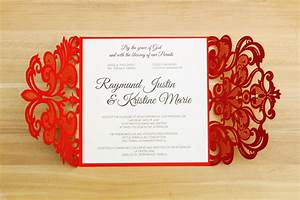 filipino wedding invitation content chatterzoom With blank wedding invitations philippines