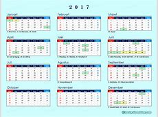 Kalender 2017 Printable 2018 calendar Free Download USA