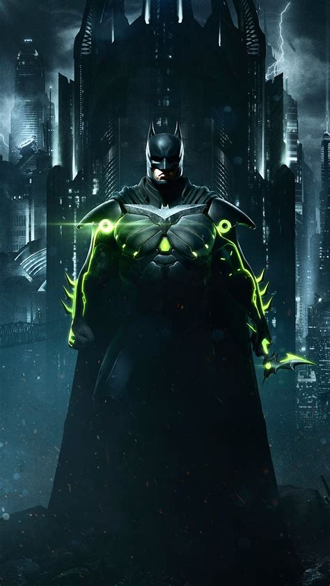 injustice  batman wallpapers hd wallpapers id