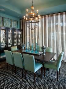 Room Dining by Marine Atmosphere Turquoise Dining Room Home Caprice