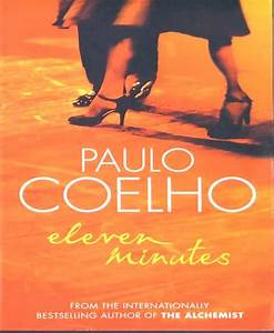 Mavrky Book Review: Eleven Minutes by Paulo Coelho