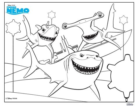 Baby Shark Coloring Pages at GetColorings com Free