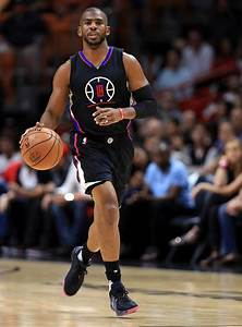 Chris Paul Photos Photos - Los Angeles Clippers v Miami ...