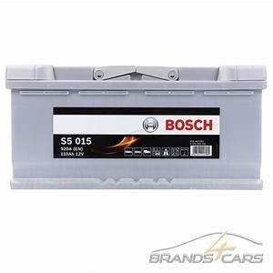 Starterbatterie 12v 90ah : bosch s5 015 110ah 920a 12v autobatterie starterbatterie ~ Kayakingforconservation.com Haus und Dekorationen
