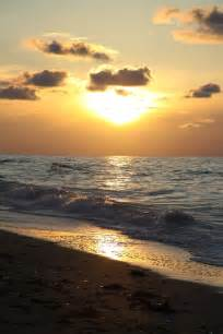 Sunset Beach Normandy France