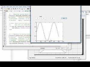 MATLAB tutorial: GUI (graphical user interface) for ...