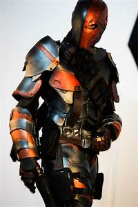 DeathStroke - Batman Arkham Origins 01 by NamelessProps on ...