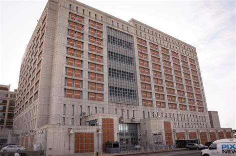 inmates   heat  brooklyn detention center