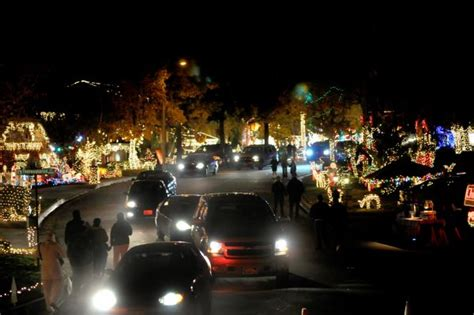 local places to view lights victor valley news