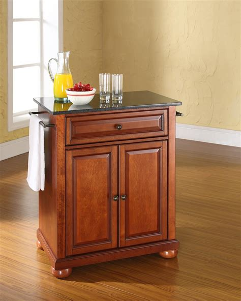 portable islands for the kitchen crosley alexandria portable kitchen island by oj commerce