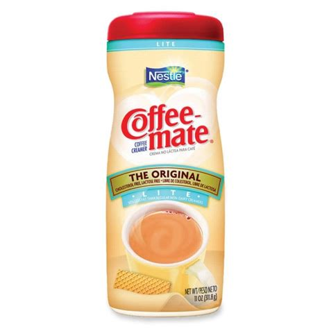 Nestle coffee mate hazelnut flavor 16 oz. Coffee-Mate Flavored Creamer - Quickship.com