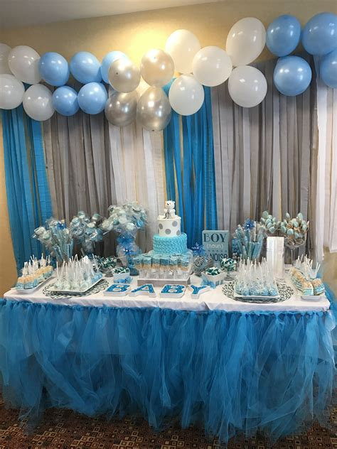 baby shower decoration for boy baby boy baby shower diy time in 2019 baby