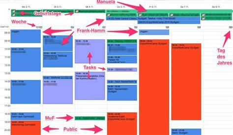 google kalender freigeben und planen injelea blog