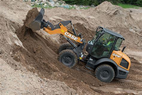 case  compact wheel loader case construction equipment