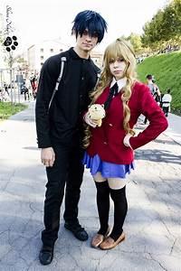 Toradora Cosplay - Taiga e Ryuji by ShiroiNekosArt on ...