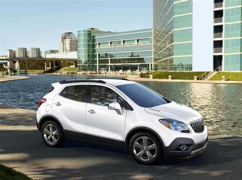 2016 Buick Encore Awd by Test Drive 2016 Buick Encore Sport Touring Awd Owego