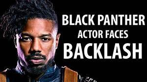 Black Panther Actor Faces Backlash for Not Dating Black ...