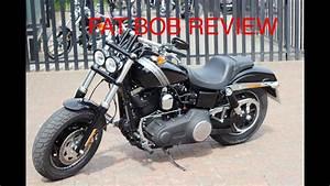 Harley Fat Bob : harley davidson 2016 fat bob first ride review youtube ~ Medecine-chirurgie-esthetiques.com Avis de Voitures