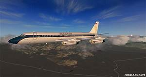 Flight Simulator X Convair 880 Tcb  18722  Surclaro Photos